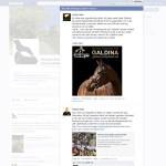 Post auf Facbook bei loewenstadt-braunschweig